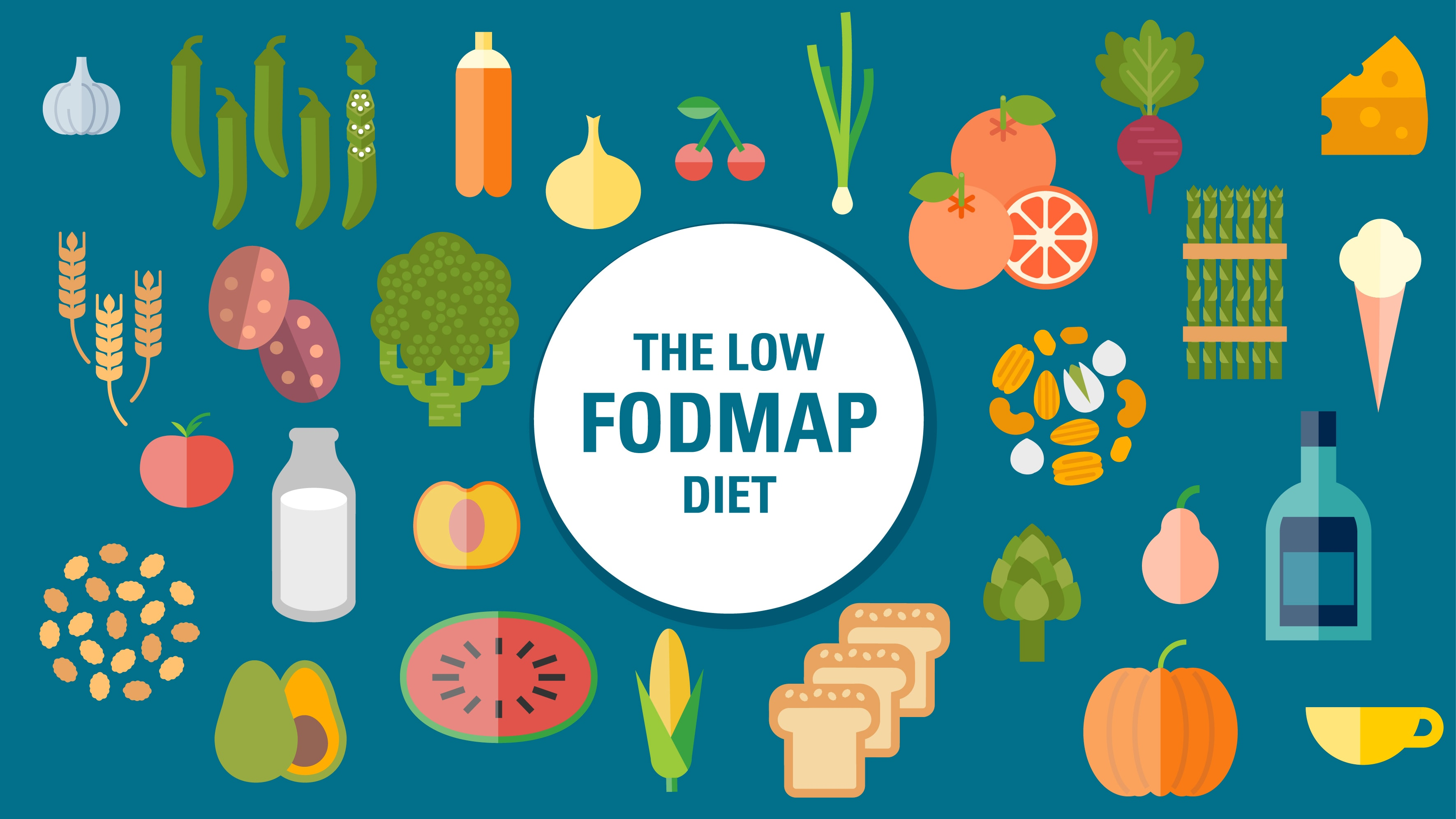 how to know what fodmaps are good and bad