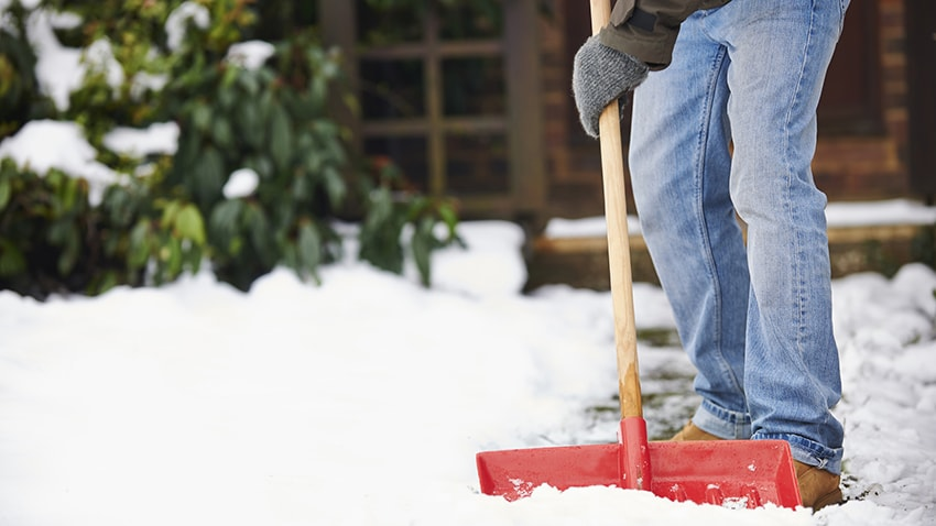 Image result for snow shoveling creative commons