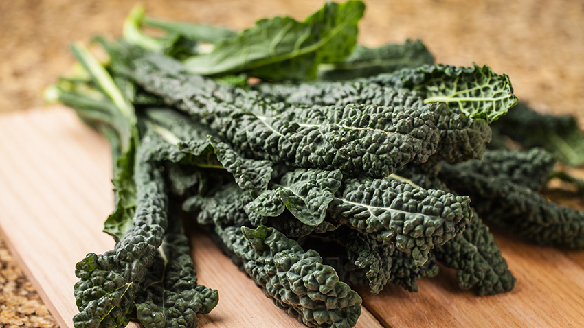 Low FODMAP Kale