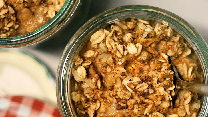 Low FODMAP Peanut Butter and Oats