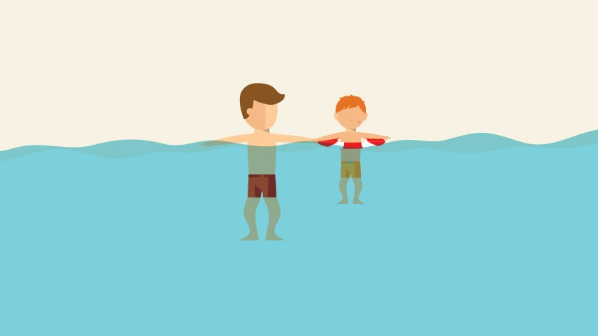 water safety for parents kidshealth - 850×478
