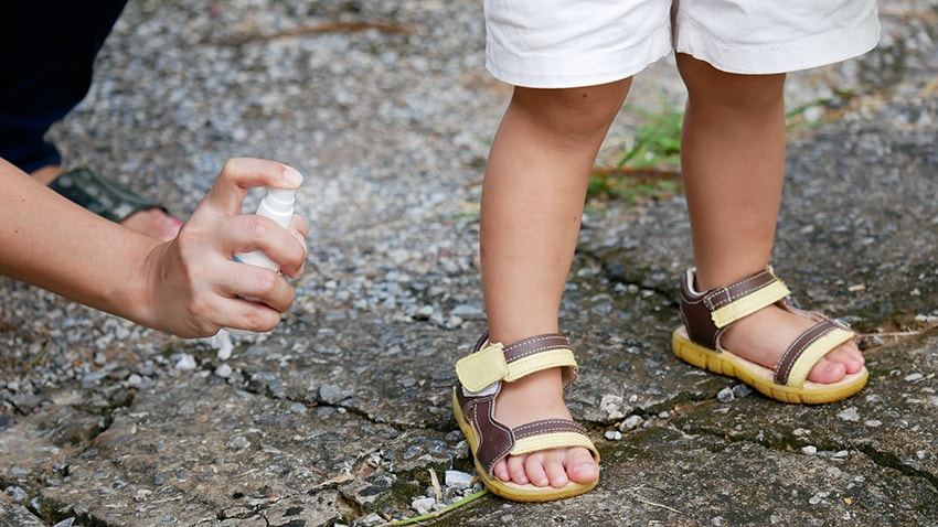 Is Deet Bug Spray Safe For Kids 9 Things To Know Before You Apply