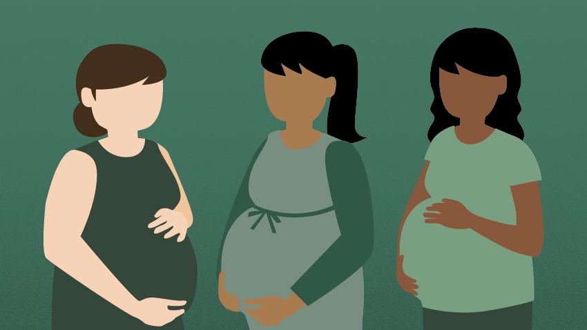 What happens when obese women lose weight before conception?