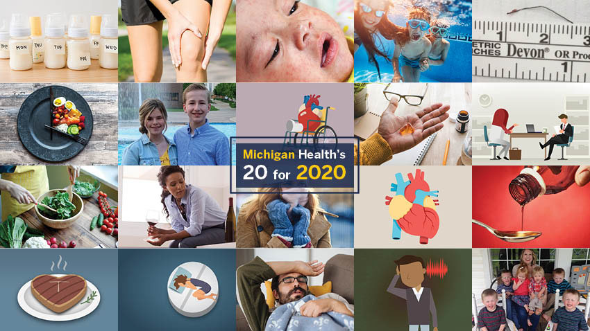 Michigan health 2020 image
