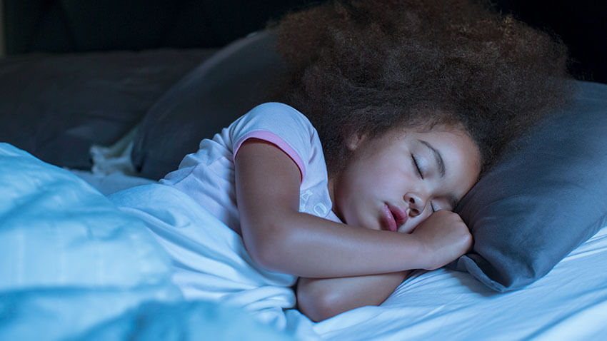 Helping Your Kids Overcome Stress-Related Sleep Disruption