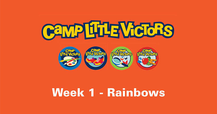 CLV week 1 rainbows